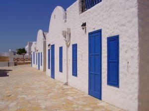 kék,fehér, festés,görög színpár, tradicionális görög színek.