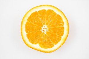 illatosított festékek, citrom, narancs