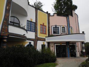 hundertwasser szálloda