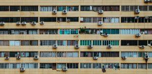 klíma a lakásban