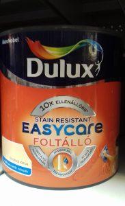 dulux easy care mosható falfesték