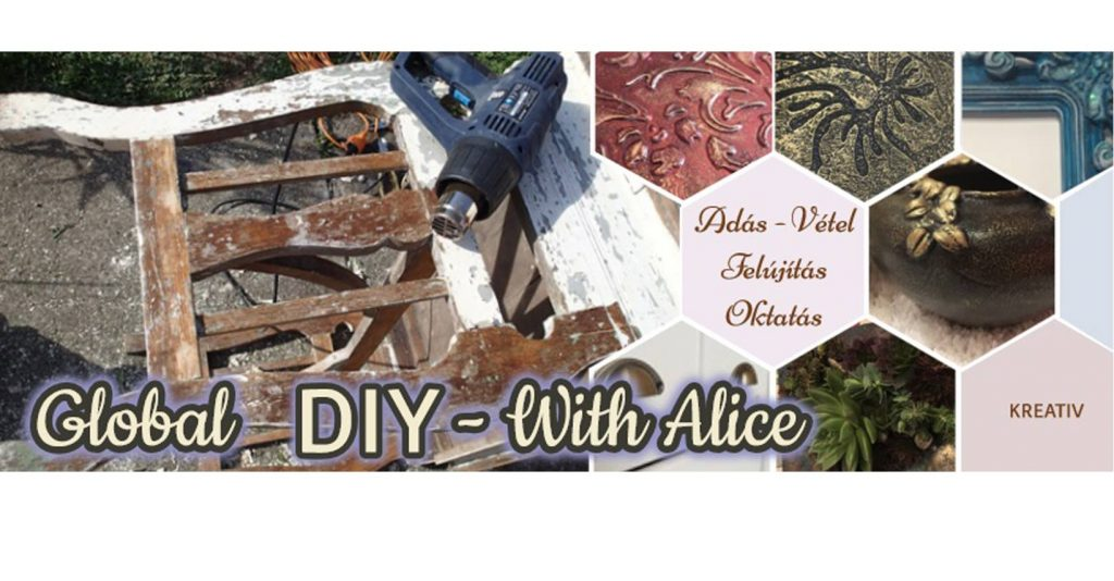 global DIY with alice