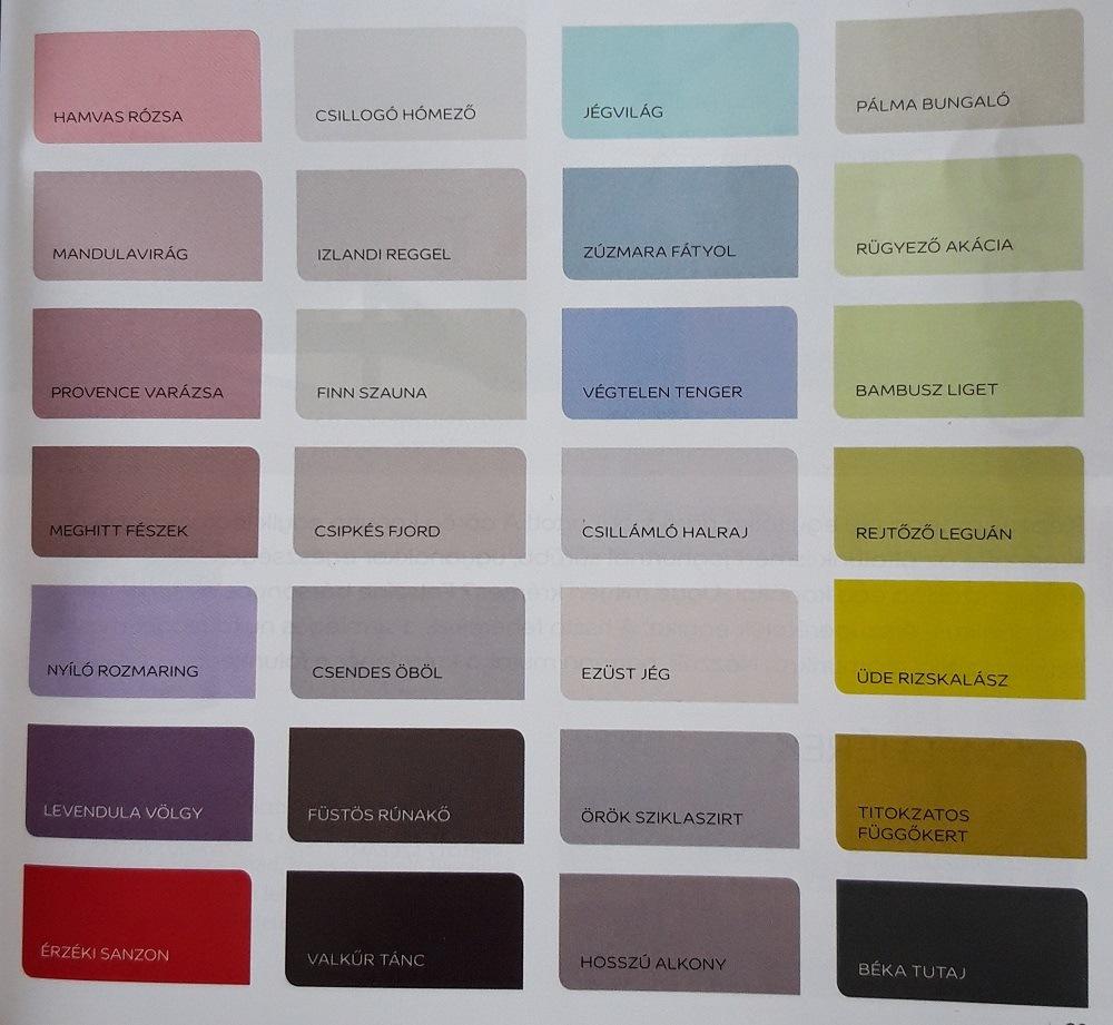 dulux színek