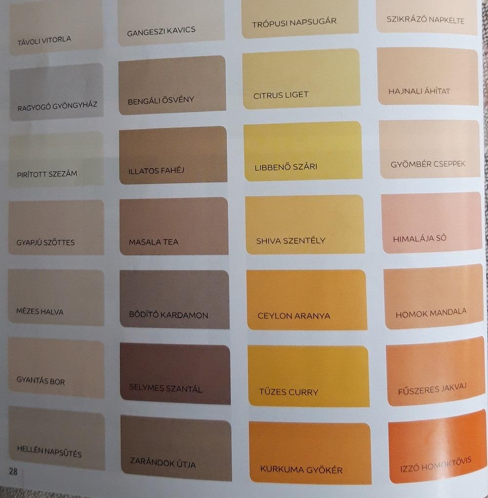 dulux színek 2