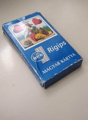rigips magyar kártya csomag