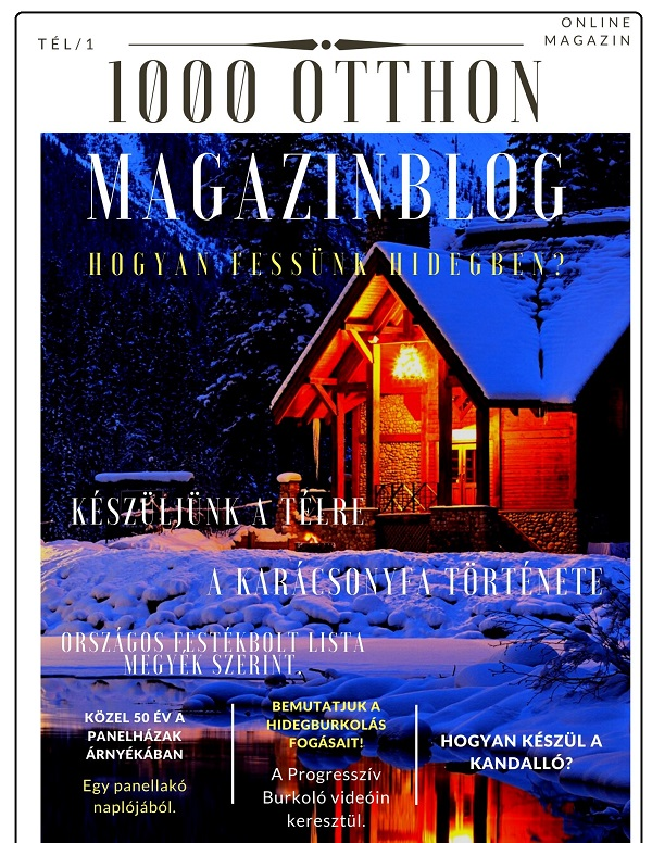 1000 otthon online magazin tél