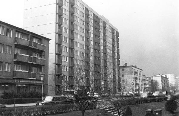 József Attila lakótelep